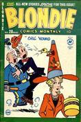 Blondie Comics #28