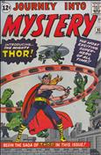 Journey into Mystery (1st Series) #83