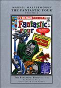 Marvel Masterworks: The Fantastic Four #4 Hardcover - 2nd printing
