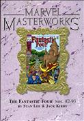 Marvel Masterworks: The Fantastic Four #9 Variation A