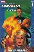 Ultimate Fantastic Four Book #1