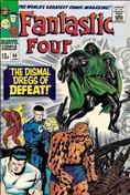 Fantastic Four (UK Edition, Vol. 1) #58