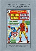 Marvel Masterworks: Captain America #1 Hardcover