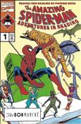 Adventures In Reading Starring the Amazing Spider-Man (Vol. 1) #1 Variation E