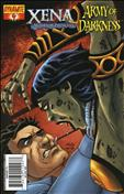 Xena/Army of Darkness: What…Again?! #4 Variation B