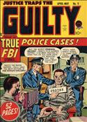 Justice Traps the Guilty #9