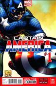 Captain America (7th Series) #1 Variation D