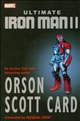 Ultimate Iron Man II Book #1 Hardcover