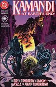 Kamandi: At Earth's End #1