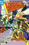 The Legion of Super-Heroes (2nd Series) #264