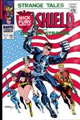 S.H.I.E.L.D.: The Complete Collection Omnibus #1 Variation A