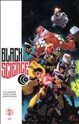 Black Science #32 Variation A