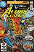 Action Comics #529