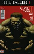 The Fallen (Marvel) #1