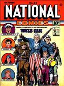 National Comics #25