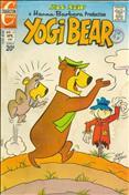 Yogi Bear (Charlton) #17