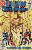 The Legion of Super-Heroes (2nd Series) #288