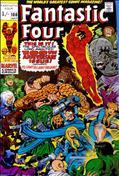 Fantastic Four (UK Edition, Vol. 1) #100