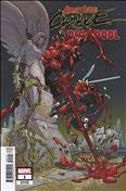 Absolute Carnage vs. Deadpool #1 Variation C