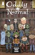 Oddly Normal (Image) #8 Variation B