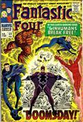 Fantastic Four (UK Edition, Vol. 1) #59
