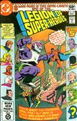 The Legion of Super-Heroes (2nd Series) #269