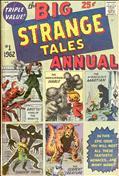 Strange Tales (1st Series) Annual #1