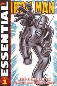 Essential Iron Man #1  - 2nd printing
