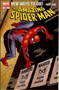 The Amazing Spider-Man #568 Variation B