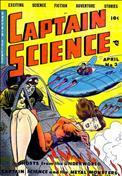 Captain Science #3