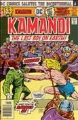 Kamandi, the Last Boy on Earth #43