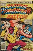 Captain America (UK Edition) #211