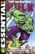 Essential Incredible Hulk #1  - 2nd printing