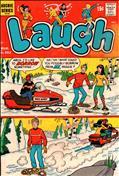 Laugh Comics #252