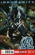 New Avengers (3rd Series) #13