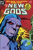 New Gods (2nd Series) #1