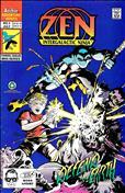Zen Intergalactic Ninja (4th Series) #3