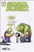 Gamma Flight #2 Variation B
