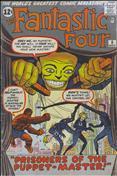 Fantastic Four (Vol. 1) #8