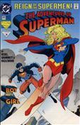 Adventures of Superman #502