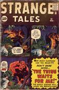 Strange Tales (1st Series) #92
