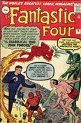 Fantastic Four (UK Edition, Vol. 1) #6