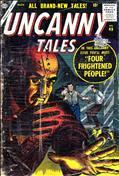 Uncanny Tales (1st Series) #49