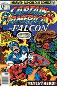 Captain America (UK Edition) #212