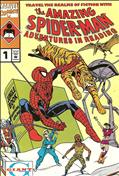 Adventures in Reading Starring the Amazing Spider-Man (Vol. 2) #1 Variation A
