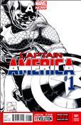 Captain America (7th Series) #1 Variation F