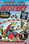 Journey Into Mystery (Marvel Deutschland) #83 Gold Edition