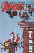 All-New, All-Different Avengers Annual #1 Variation B