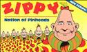 Zippy: Nation of Pinheads #1  - 2nd printing