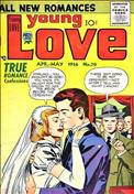 Young Love (Crestwood) #70